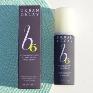 Urban Decay Vitamin B6 Complexion Prep Spray